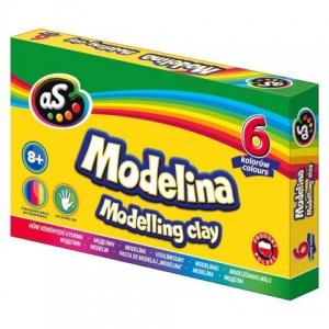 MODELINA AS 6 KOL.