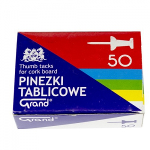 PINEZKI TABLICOWE GRAND A'50