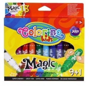 FLAMASTRY COLORINO 10KOL MAGIC