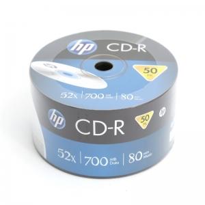 PŁYTA CD-R HP 700MB /50SZT/
