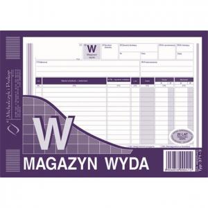 DRUK W MAGAZYN WYDA A5 371-3