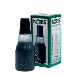 TUSZ DO STEMPLI NORIS 110S CZARNY 25ML