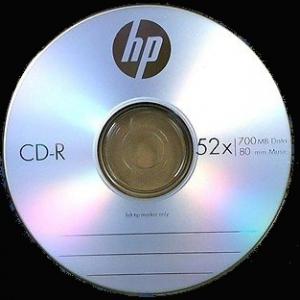PŁYTA CD-R HP 700MB /1SZT/