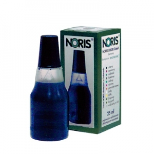 TUSZ DO STEMPLI NORIS 110S NIEBIESKI 25ML