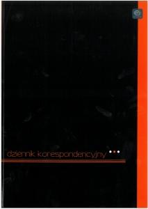 DZIENNIK KORESPONDENCYJNY A4/96K INTERDRUK