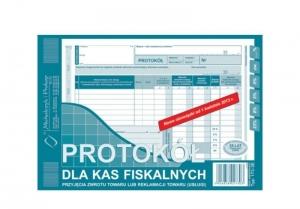 DRUK PROTOKÓŁ DLA KAS FISKALNYCH 173-3E