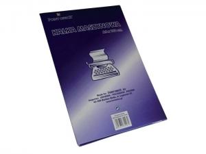 KALKA MASZYNOWA A4 D.RECT (100SZT) CZARNA