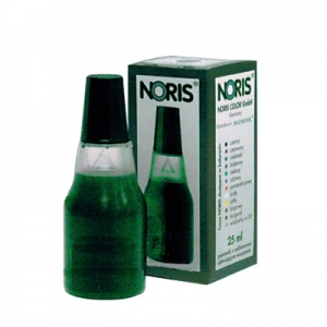 TUSZ DO STEMPLI NORIS 110S ZIELONY 25ML