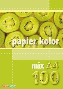 PAPIER KSERO A4 80G KRESKA /100/ INTENSE MIX