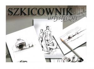SZKICOWNIK ARTYSTYCZNY A4 100K 120G KRESKA