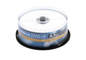 PŁYTA DVD+R OMEGA-4,7GB-  25SZT