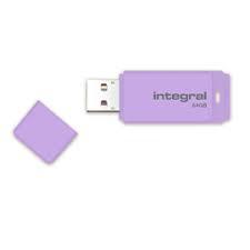 PAMIĘĆ USB INTEGRAL LAVENDER HAZE 16GB