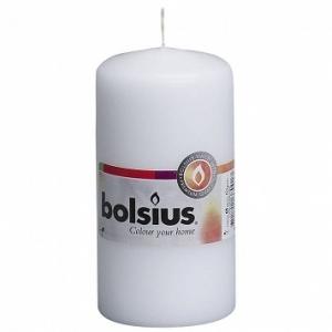ŚWIECA PIEŃKOWA 120/58 BIAŁA BOLSIUS