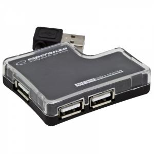 HUB USB ESPERANZA EA124 4 PORTY