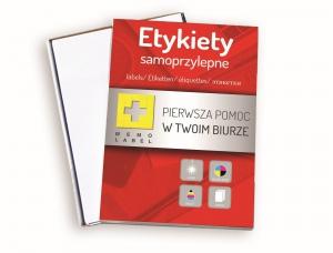 ETYKIETA SAMOPRZYLEPNA A4 (ML) 105x57 /10/A4/