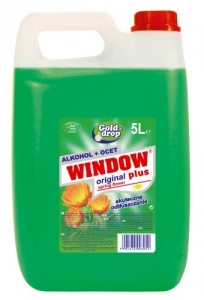 PŁYN DO SZYB WINDOW SPRING FLOWER 5L