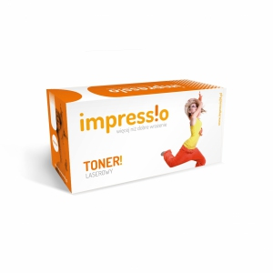 TONER DO HP 125A  (CB540A) CZARNY IMPRESSIO