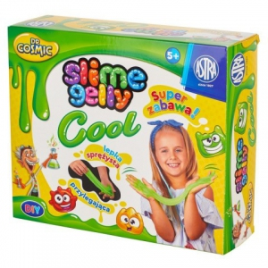 DR COSMIC SLIME GELLY COOL DIY ZIELONY