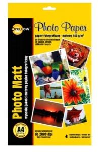 PAPIER FOTO MATOWY 190G -1SZT