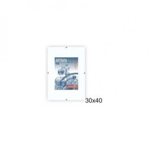 ANTYRAMA MEMOBOARD 30X40 PLEXI