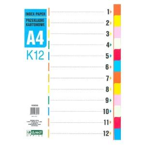 PRZEKŁADKI K12 1-12 D.RECT
