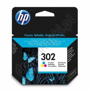 CART.HP 302 (F6U65AE) KOLOR