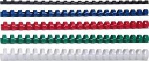 GRZBIETY PLASTIKOWE 10 60K CZERWONE