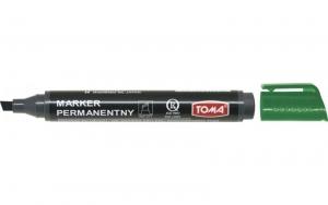 MARKER PERMANENTNY R221 TOMA ŚCIĘTY ZIELONY