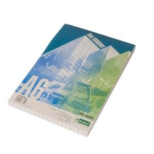 BLOK W KRATKĘ A6 D.RECT 100 KARTEK