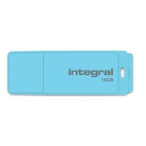 PAMIĘĆ USB INTEGRAL PASTEL BLUE SKY 16GB